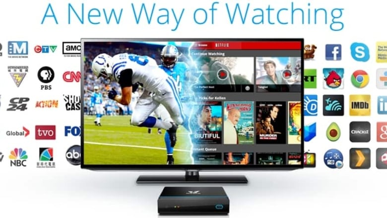 VMedia pulls Bell channels amid legal threat over Roku app