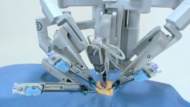 Doctors at the Lois Hole Hospital currently have some access to a robotic surgeon, but are raising money to make one a permanent addition to the facility.