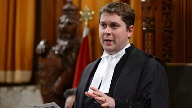 Conservative MPs Leon Benoit and Brent Rathgeber say they will seek to catch the attention of House of Commons Speaker Andrew Scheer, seen here, in order to challenge one of their own ministers on a matter important to them and the constituents they represent.