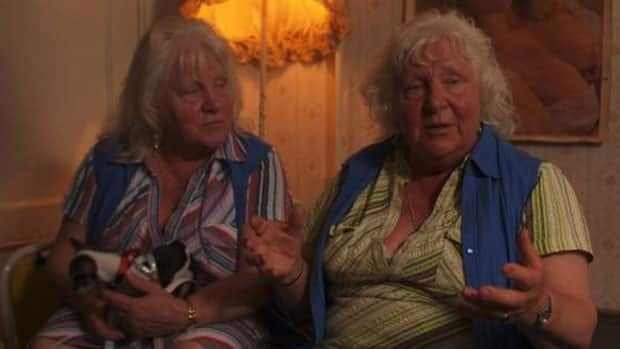 Officially retired from the world's oldest profession, twin sisters Louise and Martine Fokkens, were the longest working prostitutes in Amsterdam.