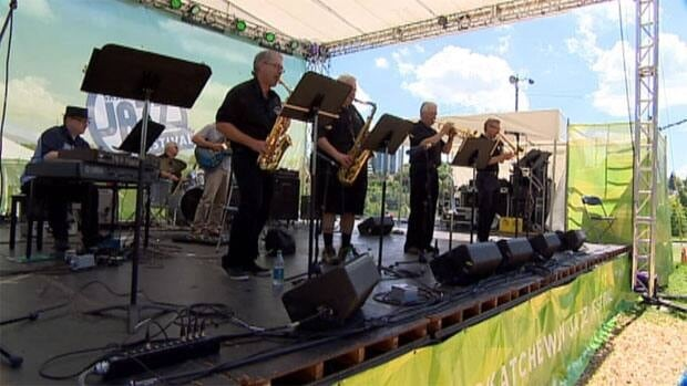 Jazz Fest in Saskatoon sees great increase in people attending shows in 2013.