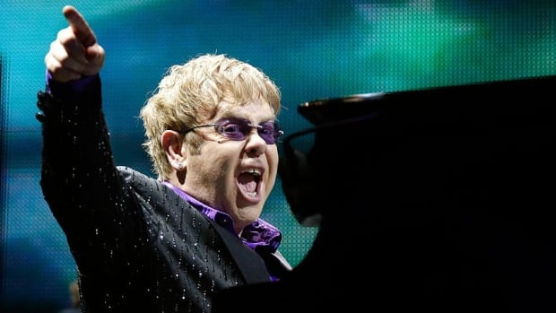 British pop star Elton John has postponed his summer tour, including a high-profile outdoor show in London's Hyde Park this Friday, after being diagnosed with appendicitis that will require surgery.