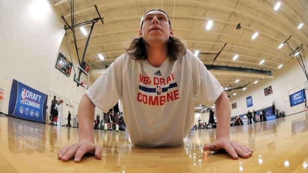 Kelly Olynyk is looking forward to joining the storied Boston Celtics franchise.