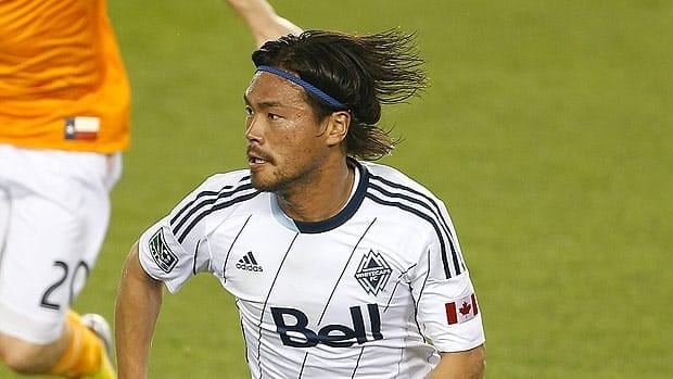 Daigo Kobayashi and the Vancouver Whitecaps will look to get back in the win column Saturday after two consecutive losses.