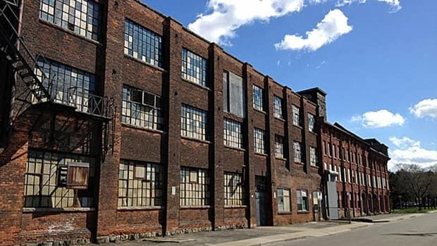 Developers have said they need two large anchor tenants in order to move ahead with transforming the old Cannon Knitting Mills into The Mills Innovation Exchange. (Sheryl Nadler)