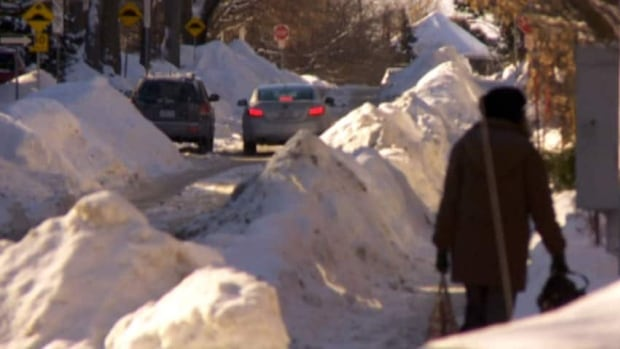 Snow removal has long been a contentious issue faced by Edmonton city councillors.
