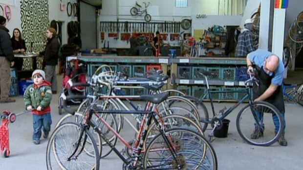 The Good Life Community Bike Shop was forced to move out of its Eau Claire Market home at the end of February last year after the shop lost its lease. It has a temporary space at the Ant Hill Building, but is looking for a long-term space in the surrounding area.