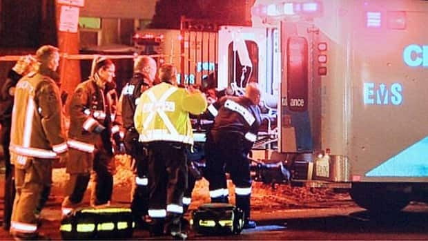 A 15-year-old boy is dead after a shooting at 40 Turf Grassway in Toronto's Jane and Finch neighbourhood.