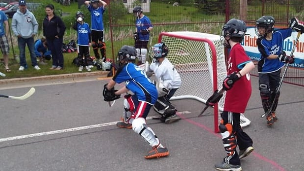 Road hockey is set to become legal in Hamilton again.