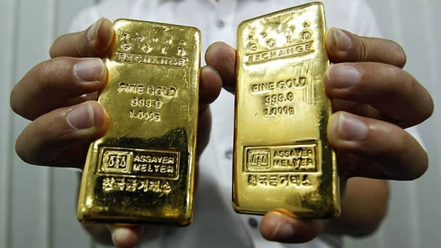 Barrick gold was once the most valuable gold company in the world, but its stock price has languished in recent years.