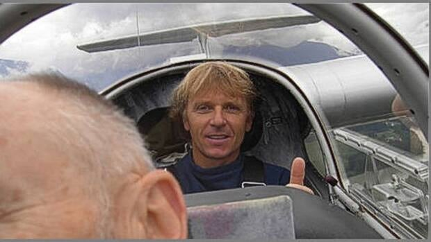 Rudy Rozsypalek, co-owner of the Pemberton Soaring Centre, was an experienced glider pilot. He was killed in a mid-air collision over Nairn Falls Provincial Park Saturday.
