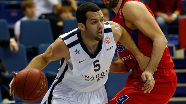 Jordan Farmar spent last season with Anadolu Efes Istanbul in the Euroleague.