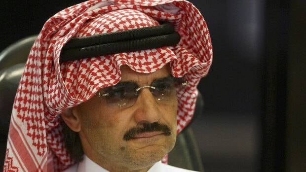 Saudi billionaire prince Alwaleed bin Talal claims Forbes magazine tarnished his reputation by undervaluing his net worth and ranking him 26th on its annual list of billionaires. He claims he should have been in one of the Top 10 slots.