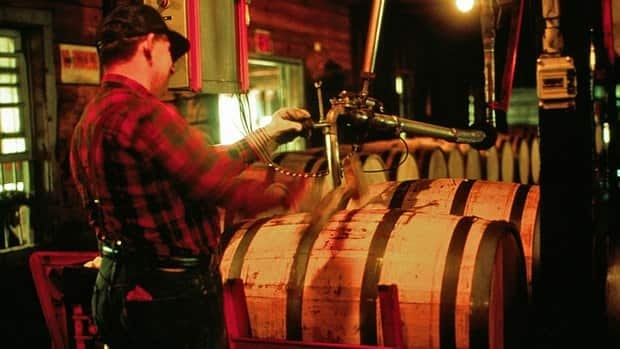 Heaven Hill Distilleries, whose Bernheim distillery in Louisville, Ky., is shown above, is undergoing its second expansion in seven years. It's one of several whisky producers in Kentucky making major investments in their business in response to the rising demand.
