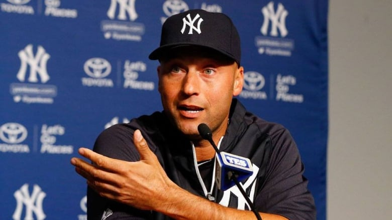Derek Jeter Says Hell Be Back This Year Cbc Sports