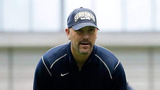Gus Bradley, seen this season with Seattle, will take over the 2-14 Jacksonville Jaguars.