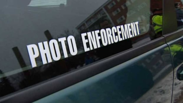 Photo-enforcement officers sometimes have to put up with abuse from people driving by, according to Winnipeg police.