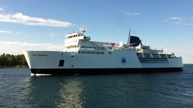 The Chi-Cheemaun Ferry operators are looking to market the Georgian Bay vessel as a tourist attraction and not simply a mode of transportation.