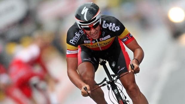Belgium's Leif Hoste, 35, ended his career last year so a two-year doping suspension would not necessarily hit him hard.