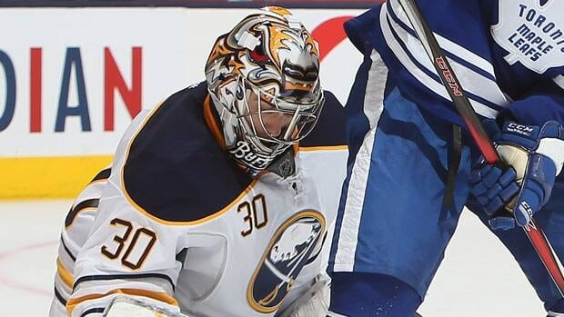 Ryan Miller has been in net for every Buffalo win dating back to Nov. 26, 2011.