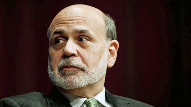 Fed chairman Ben Bernanke, shown in January, says low-interest rate policies being followed by various governments are primarily aimed at boosting domestic growth.