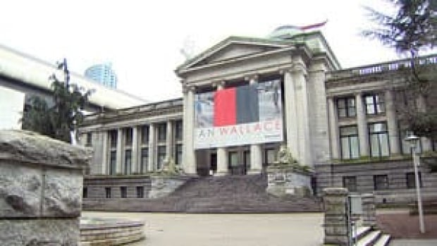 The Vancouver Art Gallery would move from its current home at the corner of West Georgia and Hornby streets.