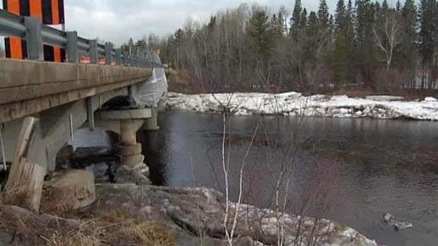 The provincial government's River Watch program is asking people living or working near rivers and streams to be on alert over the next two days for possible flooding.