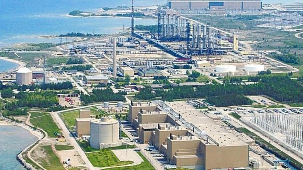 A company is suing AECL, alleging it was excluded from bidding on a $10-million contract for parts at the Bruce nuclear power plant in Ontario.