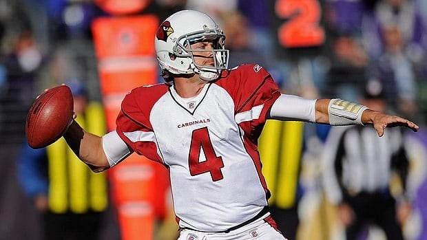 Kevin Kolb didn't live up to expectations in two seasons with Arizona after moving on from the Philadelphia Eagles.