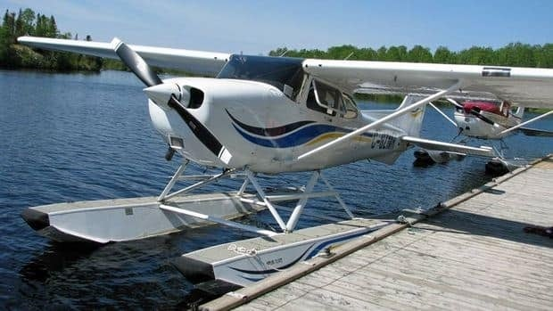 The activity by Confederation College's flight school on Eva Lake is bothersome, some campers say.