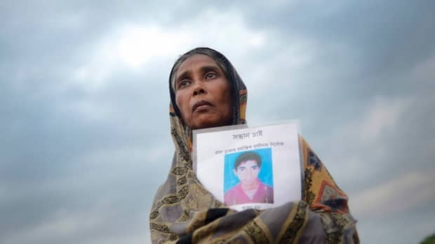 Many family members are still waiting to hear news about missing relatives after more than 1,000 died in the Rana Plaza building collapse.