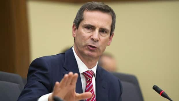 Former Ontario premier Dalton McGuinty testifies before a justice policy committee about the illegal deletion of gas-plant emails from his office.