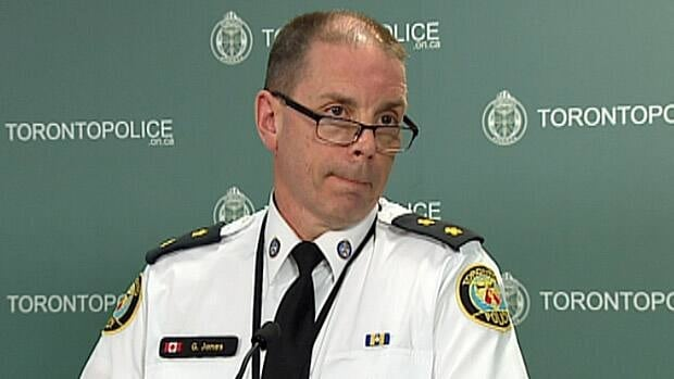 Toronto police Acting Supt. Gord Jones told reporters that 11 people were charged with stunt driving-related offences between Friday evening and the early hours of Monday morning.