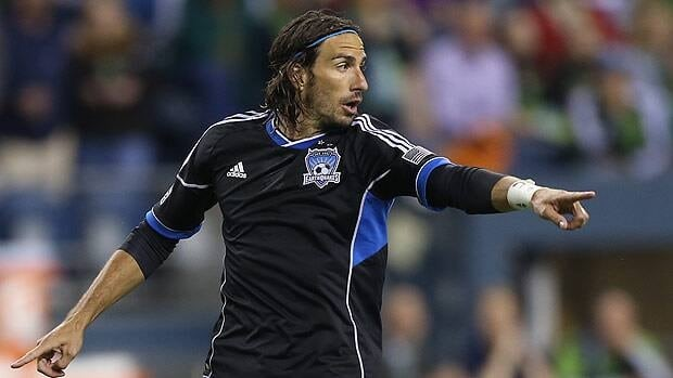 San Jose's Alan Gordon, seen during a 2012 game, did not speak to reporters after the game but released a statement.