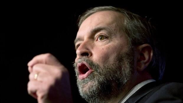 NDP leader Tom Mulcair says the New Democrats will retool their party's message and policies to better suit a government in waiting as they gather in Montreal this weekend for a policy convention.