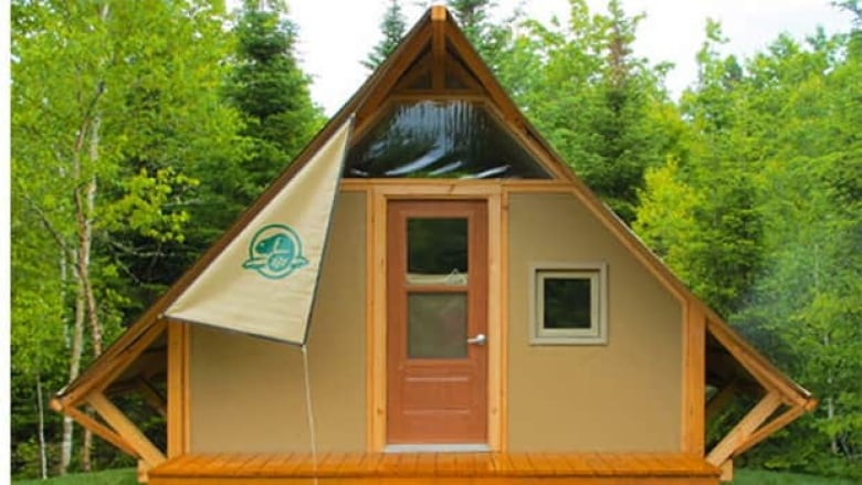 Cabin Like Camping Coming To P E I National Park Cbc News