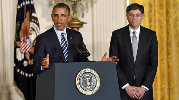 U.S. President Barack Obama nominated Jack Lew to be America's next treasury secretary Thursday.
