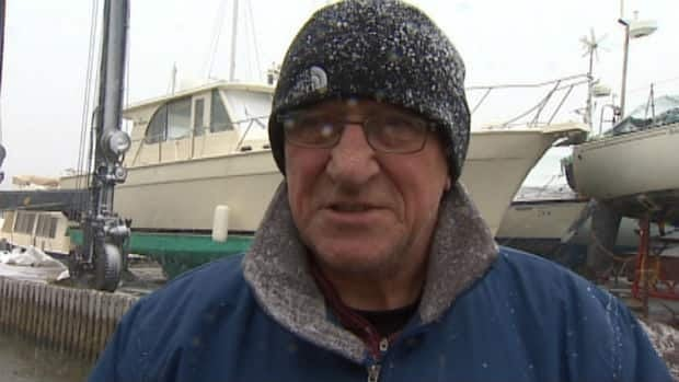 Peter Lawrie, head of the sailing committee in Conception Bay South, says they hope to have the breakwater repaired as soon as possible.