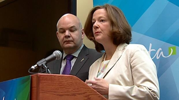 Health Minister Fred Horne and Premier Alison Redford are asking Albertans with developmental disabilities and their families to trust them when it comes to making changes to disability programs.