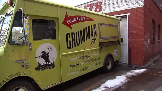 Grumman 78's food truck has already been operating for two years.