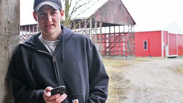 Farmers reaping big rewards from new smartphone apps