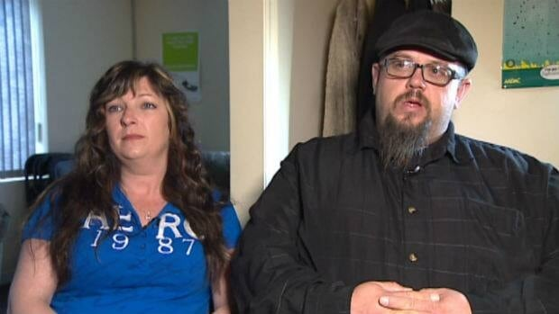 Tammy and Jeff Bourne estimate about a dozen addicts drop into the centre on average each day.