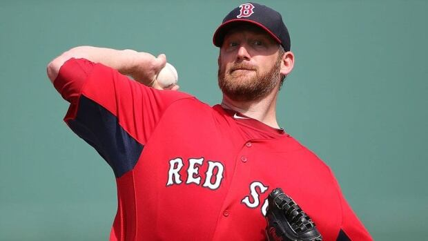Ryan Dempster says he is excited for the new season and his decision to turn down Canada was not easy.