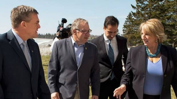 Employment Insurance was a leading topic for the Atlantic premiers when they met in Nova Scotia this week.