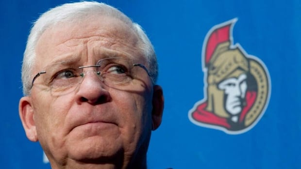 Ottawa Senators general manager Bryan Murray praised his team's training staff on Hockey Night in Canada Radio when talking about the Senators' recovery from a rash of injuries this year.