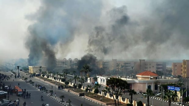 More than 400 people have been injured in clashes with police in Port Said