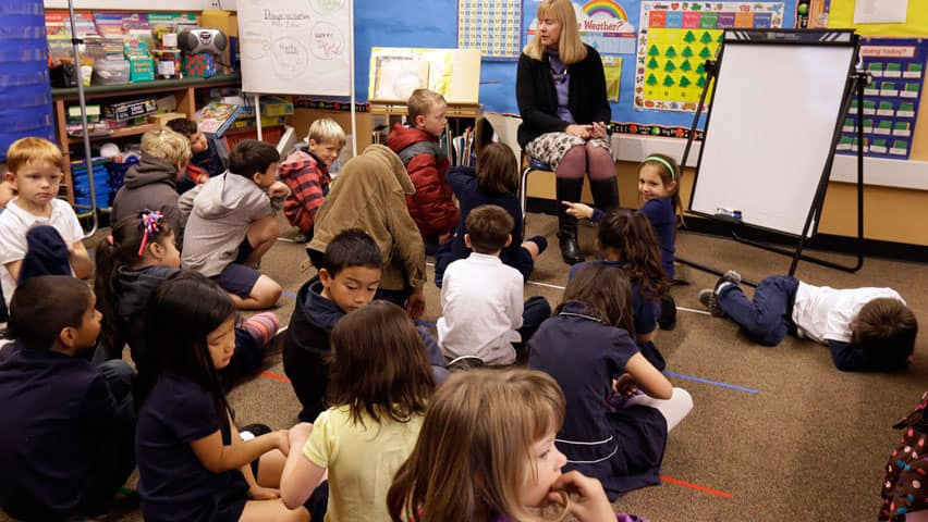 corporation involvement in public schools The importance of community involvement in schools: read about the importance of community involvement in school success, and consider advice for schools looking to launch family and community engagement initiatives (edutopia, 2012.