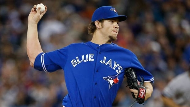 Josh Johnson hasn't pitched for the Toronto Blue Jays since April 29.