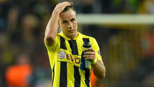 Mario Goetze will be playing for Bayern Munich next season.