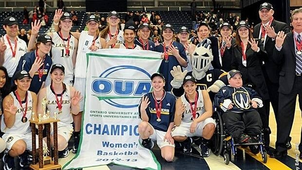 The two-time reigning national champion Lancers are seeded first and are the favourite to repeat as CIS women's basketball champions.